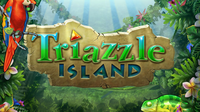Triazzle Island Screenshot 2