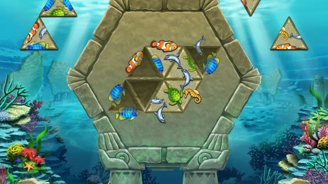 Triazzle Island Screenshot 3