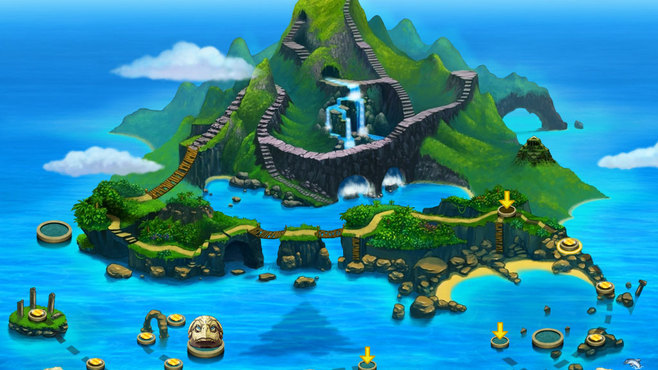 Triazzle Island Screenshot 5