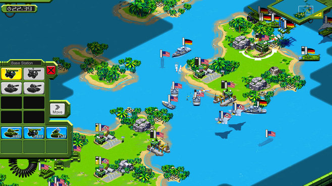 Tropical Stormfront Screenshot 6