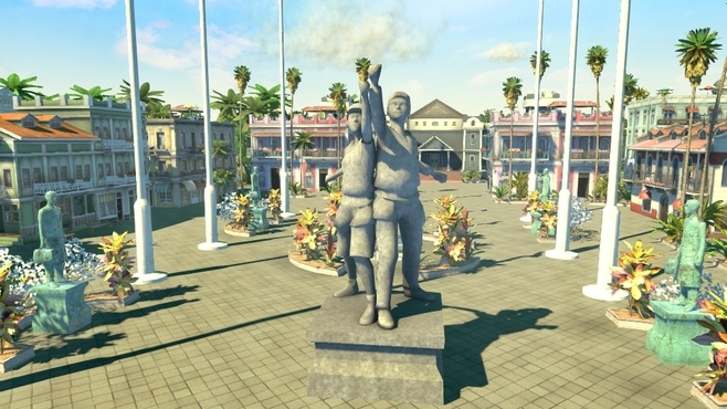 Tropico 4: Dash for Growth DLC Screenshot 5