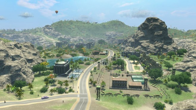 Tropico 4: State of Emergency DLC Screenshot 4