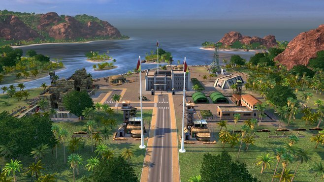 Tropico 4: State of Emergency DLC Screenshot 6