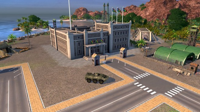 Tropico 4: State of Emergency DLC Screenshot 8