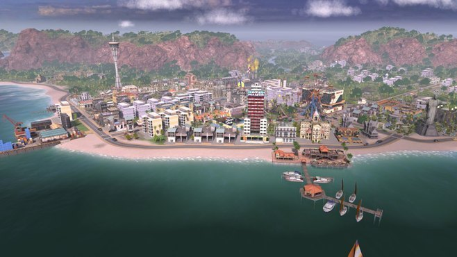 Tropico 4: State of Emergency DLC Screenshot 9