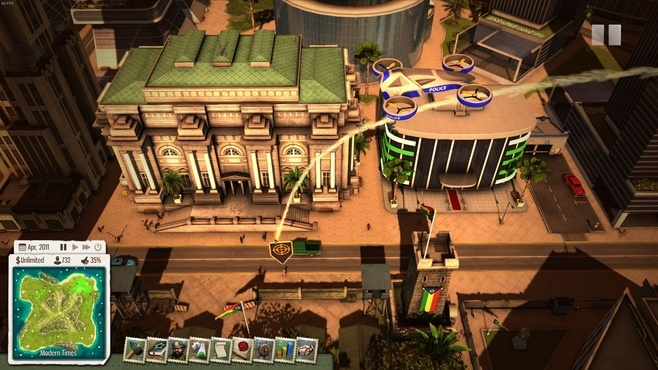 Tropico 5: Espionage Screenshot 4