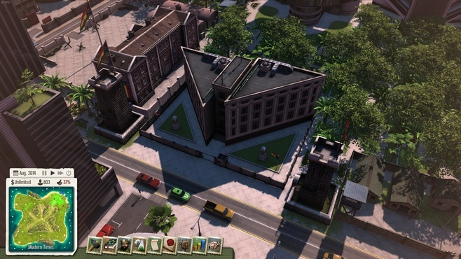 Tropico 5: Espionage Screenshot 3