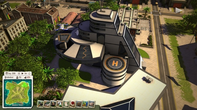Tropico 5: Espionage Screenshot 2