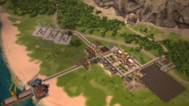Tropico 5: Gone Green DLC Screenshot 2