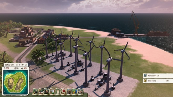 Tropico 5: Gone Green DLC Screenshot 4