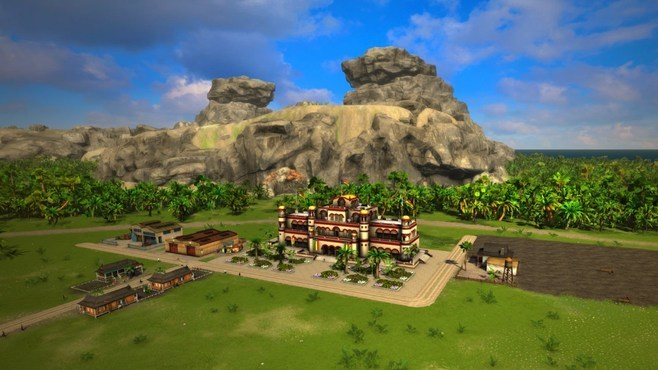 Tropico 5: Gone Green DLC Screenshot 5