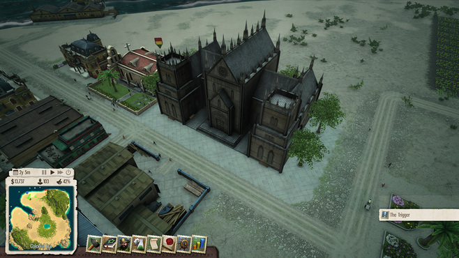 Tropico 5: Inquisition DLC Screenshot 3
