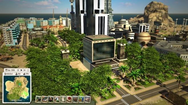 Tropico 5: Supercomputer DLC Screenshot 2