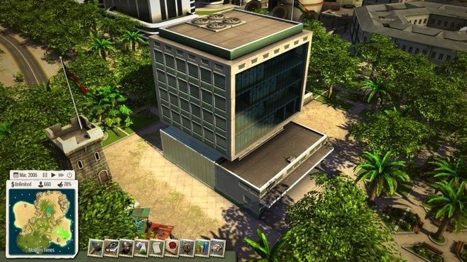 Tropico 5: Supercomputer DLC Screenshot 1