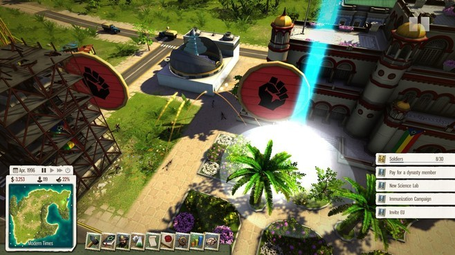 Tropico 5: Supervillian DLC Screenshot 3