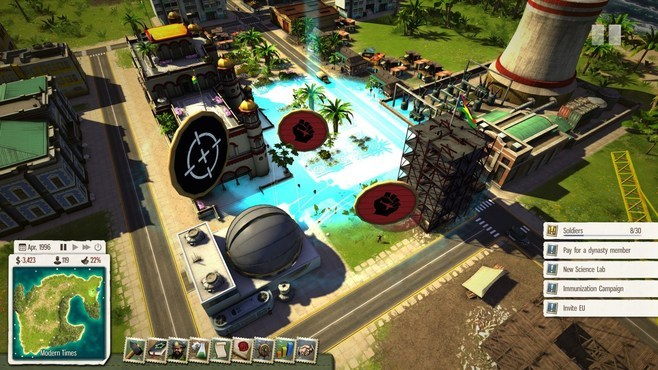 Tropico 5: Supervillian DLC Screenshot 4