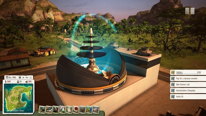 Tropico 5: Supervillian DLC Screenshot 5
