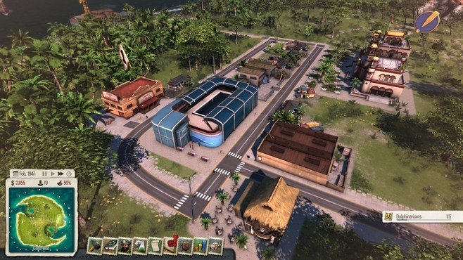 Tropico 5: Surfs Up! DLC Screenshot 2