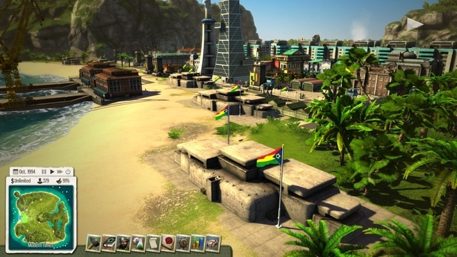 Tropico 5: T-Day DLC Screenshot 3