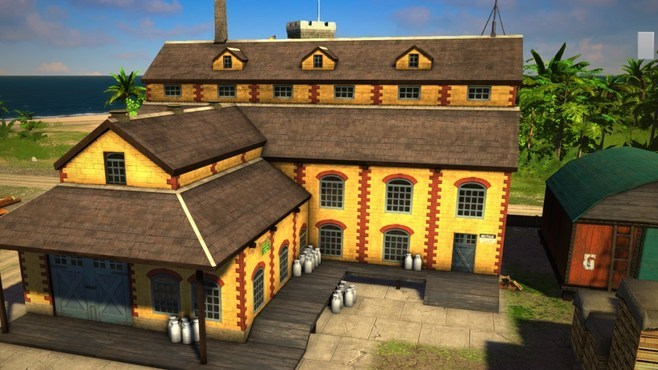 Tropico 5: The Big Cheese DLC Screenshot 1
