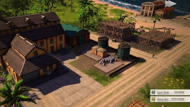 Tropico 5: The Big Cheese DLC Screenshot 3
