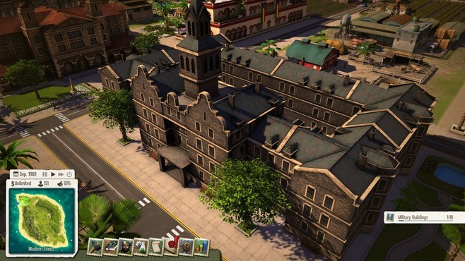 Tropico 5: Mad World DLC Screenshot 1