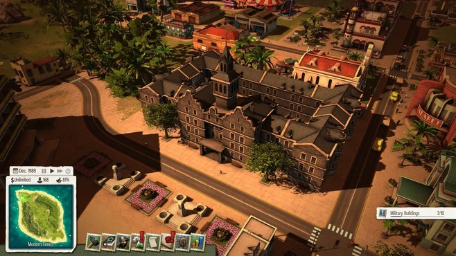 Tropico 5: Mad World DLC Screenshot 5