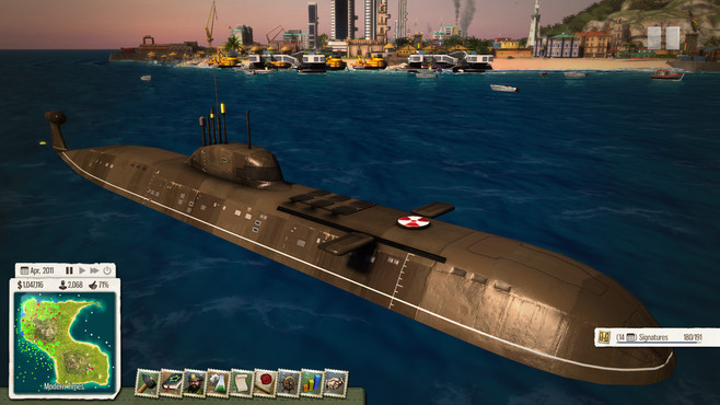 Tropico 5: Waterborne DLC Screenshot 2