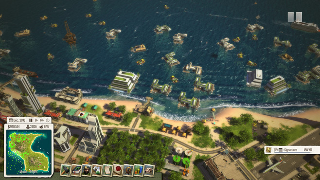 Tropico 5: Waterborne DLC Screenshot 3
