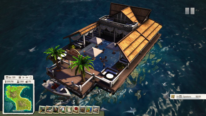 Tropico 5: Waterborne DLC Screenshot 4