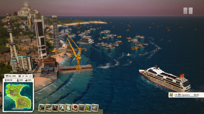 Tropico 5: Waterborne DLC Screenshot 6