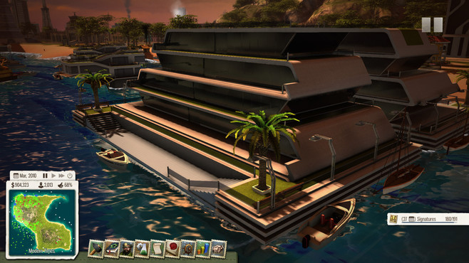 Tropico 5: Waterborne DLC Screenshot 8