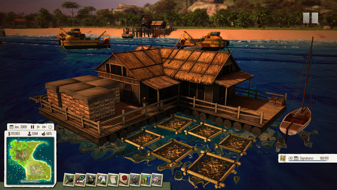 Tropico 5: Waterborne DLC Screenshot 9