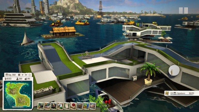 Tropico 5: Waterborne DLC Screenshot 10