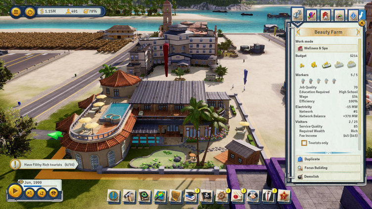 Tropico 6 - Spitter Screenshot 2