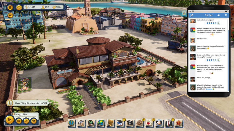 Tropico 6 - Spitter Screenshot 3