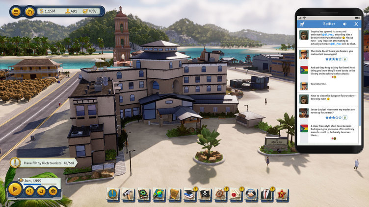 Tropico 6 - Spitter Screenshot 4