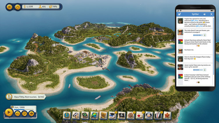 Tropico 6 - Spitter Screenshot 14