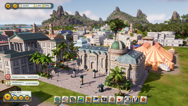 Tropico 6 - The Llama of Wall Street Screenshot 1