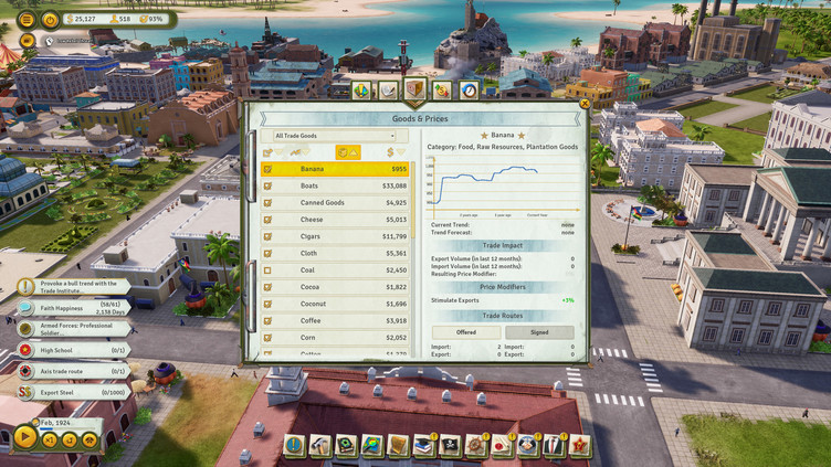 Tropico 6 - The Llama of Wall Street Screenshot 9