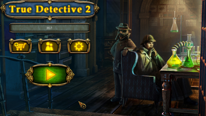 True Detective Solitaire 2 Screenshot 1