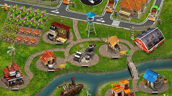 TV Farm Screenshot 2