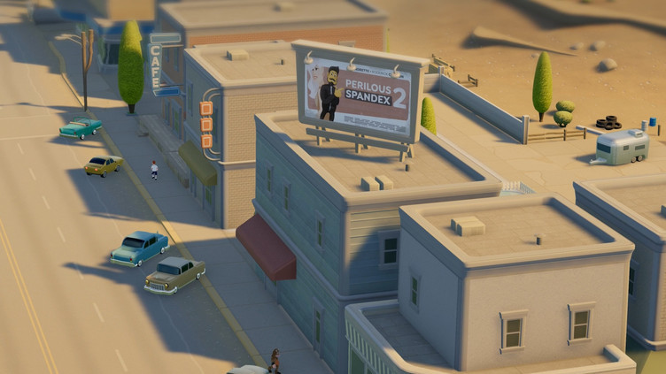 Two Point Hospital: Close Encounters Screenshot 7