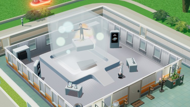 Two Point Hospital: Off The Grid Screenshot 9