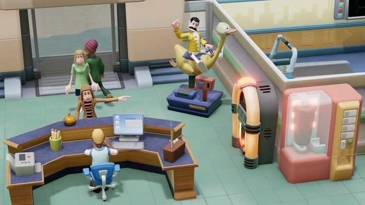 Two Point Hospital: Retro Pack Screenshot 1