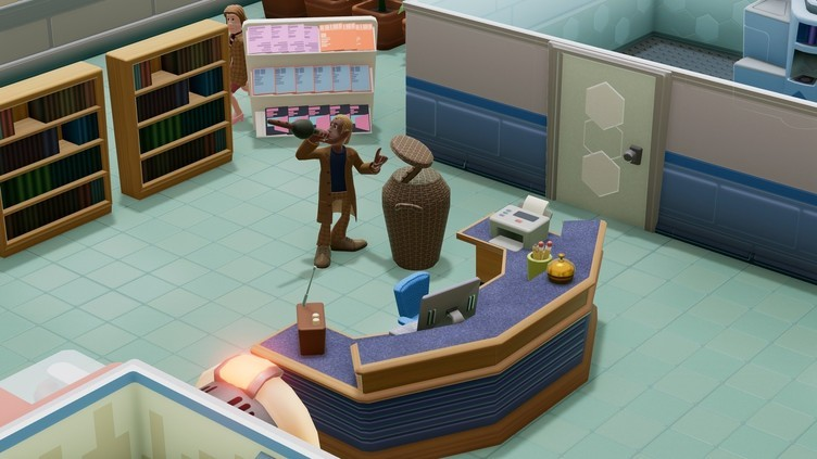Two Point Hospital: Retro Pack Screenshot 4
