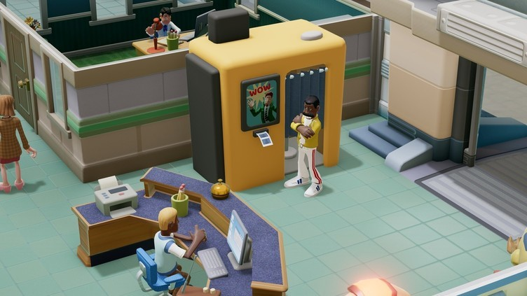 Two Point Hospital: Retro Pack Screenshot 5