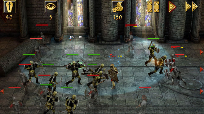 Two Worlds II Castle Defense Screenshot 3