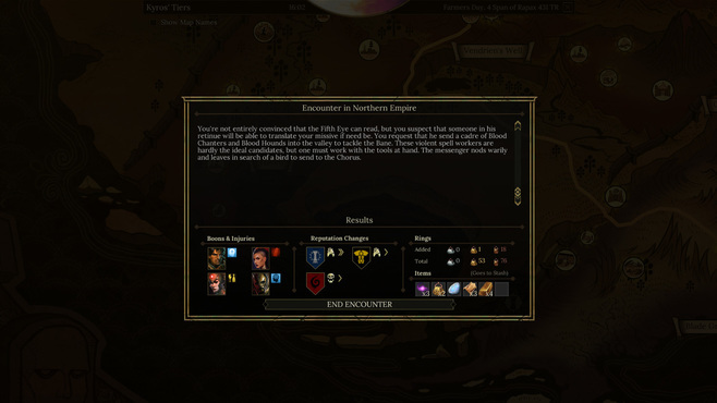 Tyranny - Tales from the Tiers Screenshot 4