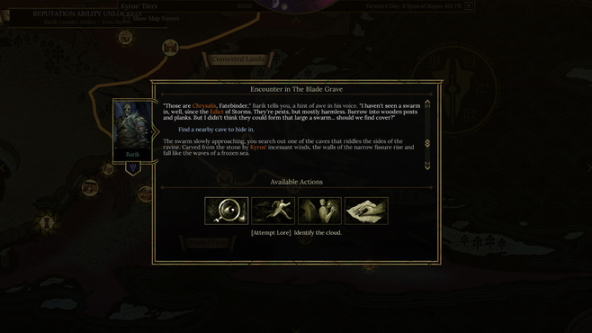 Tyranny - Tales from the Tiers Screenshot 5